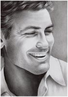 George Clooney by boxan
