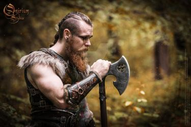 Viking inspired - Calimacil partnership 3 by Deakath