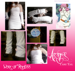 Aries Cosplay WIP by Queen-Yarbo