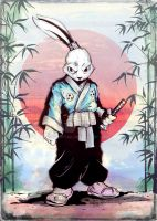 Usagi Yojimbo by SaintYak