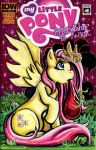 Clash of the Fluttery Things by JRtheMonsterboy