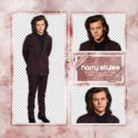 HARRY STYLES PNG Pack #2 by LoveEm08