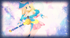 [MMDxYGO] Dark Magician Girl 2 by SouNight