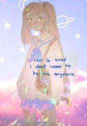 I don't want to be me, I'm tired by SilentChapter