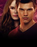 Breaking Dawn : Jacob and teen Renesmee by flower94