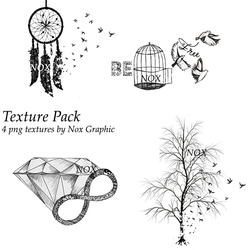 Png textures pack by Nox Graphic by noxgraphic