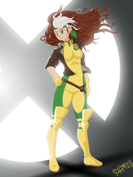 Rogue by OSuKaRuArT