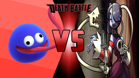 Death Battle! Gooey vs Squigly! by Wcher999