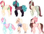 Pony Adopts [OPEN] by Death2Eden