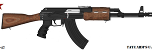 Tate Arm's AK-47 by GeneralTate