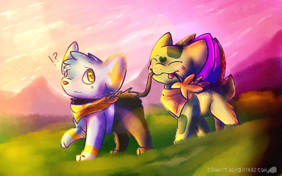 Nom The Tail by Jufnaty