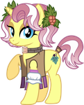 Vignette Valencia pony by CloudyGlow