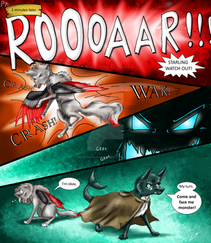 Zolves Chapter 3 Page 71 by Redwingsparrow