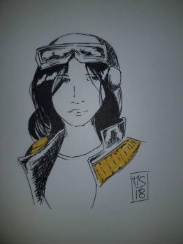 doctor aphra by moutonshield