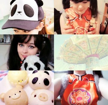 Ling Xiaoyu Cosplay Aesthetic by DancingxPhoenix
