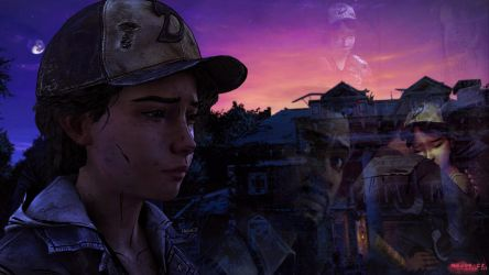 Clementine - Memory of the old lost friend by HajusCZ