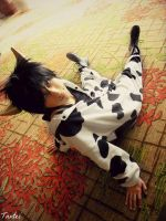 Cow Kigurumi 2 by briste