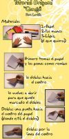 Tutorial Origami - Conejo by Lutih