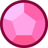 Steven Universe - Rose Quartz Vector by MrBarthalamul