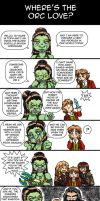 Where's the Orc Love? by AmayaMarieSuta