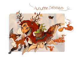 [CLOSED OMFG] Autumn Styx-Bound Auction by Pepperoonie