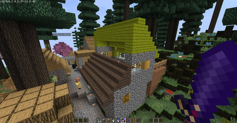 NPC Villagers are Dumb #16 by Tape-City