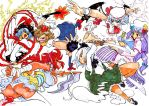 Touhou melee! by Rafchu