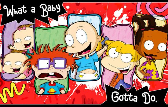 Rugrats- What a Baby Gotta Do by xeternalflamebryx