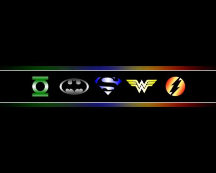 Justice League by MitchellLazear