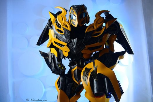 Transformers - Bumblebee by Kirchos