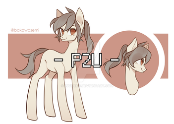 Mare reference base [P2U] by invidens