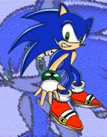 New Sonic by footman