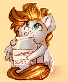 Commissions are OPEN by Segraece
