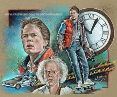 Back To The Future (2014) by scotty309