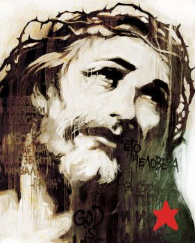 'Jesus'God is Love by nasimo