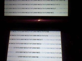 what happened when i searched bluud.com on my 3ds by ebflan999