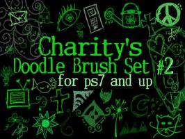 Charity's Doodle Set 2 by sevynstarr