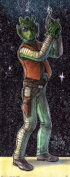 Greedo by Phraggle