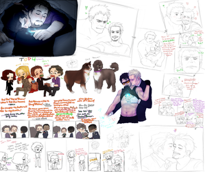 Avengers Things by Nire-chan