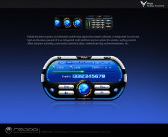 Vtion mobile business express by seanking