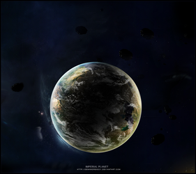 Imperial planet by Demandread31
