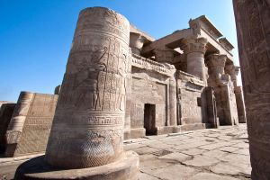 Temple of Kom Ombo by Mgsblade