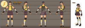 TF2 YLO Scout Character Sheet by vickie-believe
