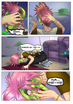 Things Gonna Get Green, Page 3/4 by BiscuitKris