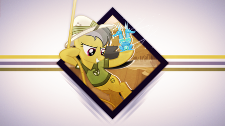 Wallpaper - Ready for Adventure? [Collaboration] by RDbrony16