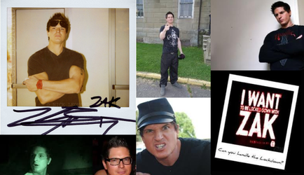 Zak Bagans Pictograph by Sharpie1023