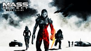 Mass Effect - The Calling v2 by PXXL