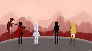 RWBY: World of Grimm by Thothslibrary