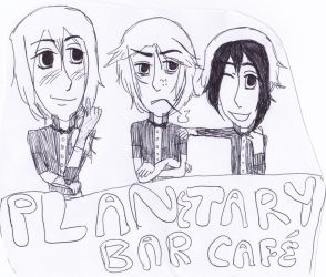 Planetary Bar Cafe Title Card 1 by Smog-Of-Doom