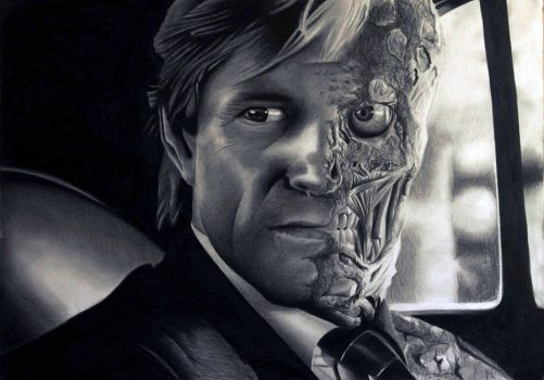 Two Face 2 by donchild